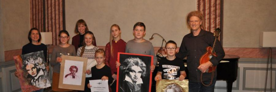Beethoven bei uns